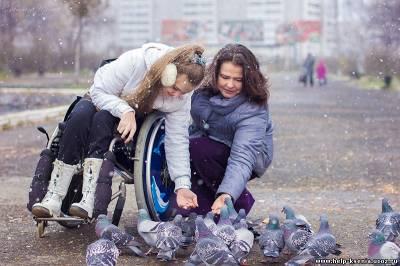 """Ксюша Каминская """"У каждого человека есть шанс!"""" нужна помощь в оплате лечения - Страница 5 S99093345"""